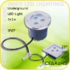 HL 1.5w LED Underground Light