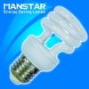 Half spiral Energy Saving Lamp 5w