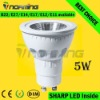 Halogen reflector design COB DIM GU10 5W LED light