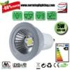 Halogen reflector design COB GU10 5W LED light