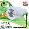 Halogen reflector design COB GU10 8W LED spotlight