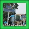 High Luminous Efficiency Solar lamp for street