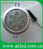 High Power LED Ceiling Bulbs 9X1W with CE&ROHS Approved AK-CL-C604-9