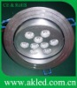 High Power LED Ceiling Bulbs with CE&ROHS Approved AK-CL-C603-9 9X1W