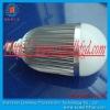High Power No UV or IR 7W LED bulb e27 aluminum 560-700LM