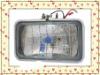 "High Quality 4"" Square Semi Sealed Xenon Beam (Headlamp)"