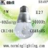 High brightness sharp COB DIM 5W E27 LED lamp