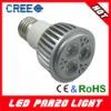 High power 3*3w par 20 led light cree