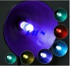 Hot Selling ! Crystal flash 3W RGB LED Bulb Light
