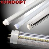 Hot sales T8 10W LED tube SMD 3014(600MM,900MM,1200MM,1500MM)