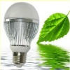 Hot selling E27 7W led bulb