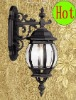 IP44 solar LED wall light fitting DH-1241A