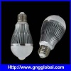 IR 6W Sensor led bulb lamp