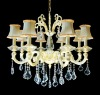 Iron crystal chandelier(3025-8)