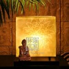 L223-87.82Chinese Style All Handmade Decorative Table Lamp