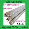 LED 20W 3528 SMD tube T8
