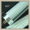 LED Fluorescent Tube HB LED Chip Epistar Aluminium Base Transparent Cover Cheap Price CE Tube