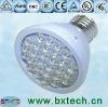 LED economizes on energy a lamp 2W