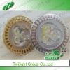 LED indoor lightings spot bulb GU10/GU5.3 3w for replacement of traditional lamps