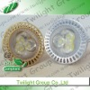 LED lightings spot bulb GU10/GU5.3 3w Shopping mall/office/home/residential lighting/exhibition