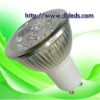LED spot bulb lighting 4X1W