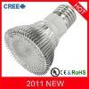 LED spotlight E27 PAR 20 9W