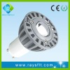 Led Spot Light 1w power led spot light gu10