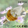 Low Power 3W Candle LED Bulb