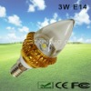 Low Power 3W LED Candle Bulbs