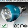 Low Power Energy-saving 5W LED Bulb with E27 Base