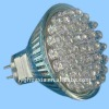 MR16 38pcs green LED GU10 LED E27 LED,Spotlight LED, LED bulb,low power LED energy saving LED lamp