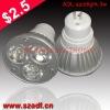 MR16 led bulb light pure white high power led