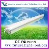 Manufacturers supply structural waterproof full color IP66 14w DC24V 8 pixels digital led tube