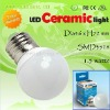 Mini super bright 1.5W led ceramic lamp