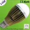 New hot 6*1w cree/epistar e27 auto LED Bulb