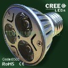 OWL MR16 GU10 E26 E27 3W High Power LED bulb