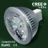 OWL MR16 GU10 E26 E27 4W High Power LED bulb