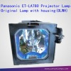 Original  Projector Lamp with housing(OLWH) For Panasonic ET-LA780