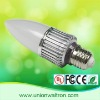 Popular+good price, 3w LED candle, 260lm