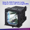 Projector Lamp Mercury Lamp For Original Projector Lamp with housing For Sony XL-5200 projector lamp