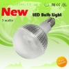 Round shape e27 5 watt led bulb