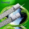 SMD3528 T8 LED tube light (600mm,168pcs 3528 LED)(T860-168DA3528)