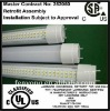 Super Bright Over 95lm/w UL CUL CSA Approval LED red tube