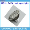 Super quality 3w 240lm gu10 led spotlights