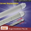 T8 LED Tube New Design Driver Replaceable E