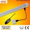 T8 SMD3528 led tube light 8W 12W 17W 22W with Remote control M