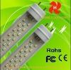TRANSPARENT led tube t8 4 FEET