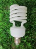 UL/CUL T2 half spiral lighting CFL bulb