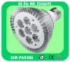 UL cUL listed 7W E27/E26 LEDPAR 30 light