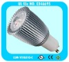 UL cUL listed E27 9W high lumen LED spot